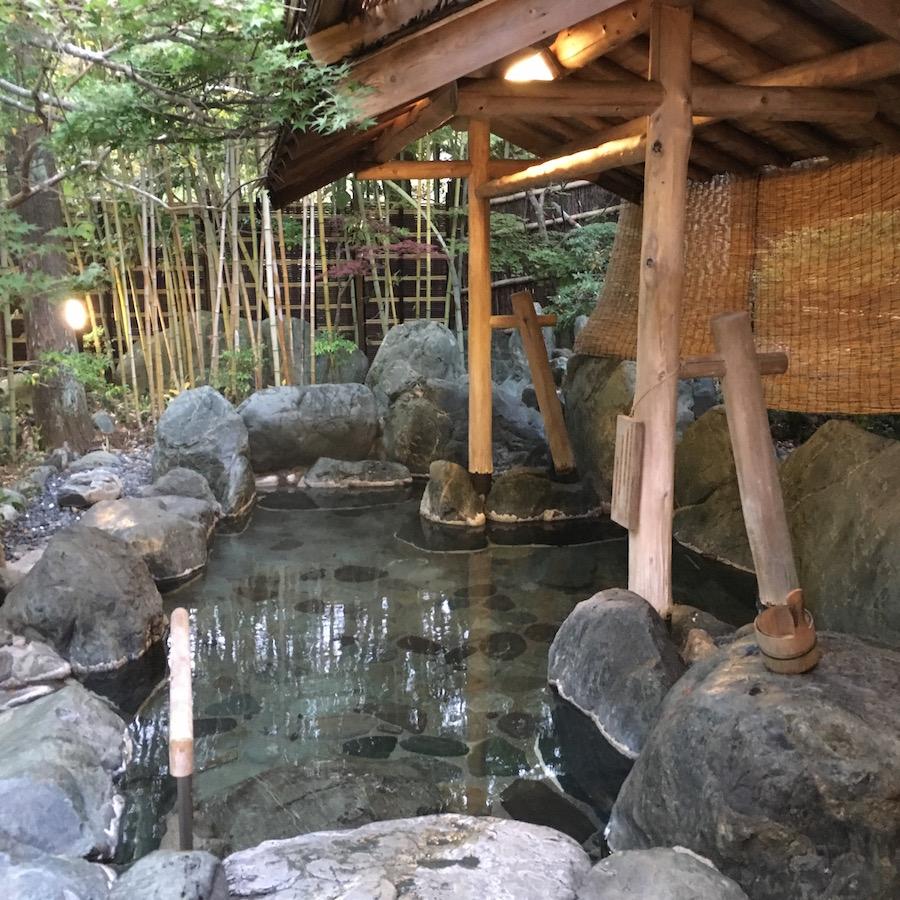 慶雲館私人貸切風呂