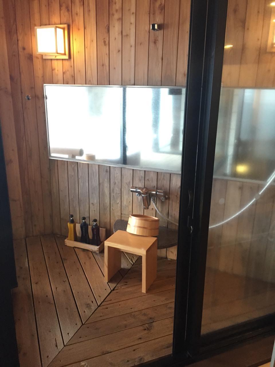 阿寒鶴雅別莊鄙之座浴室